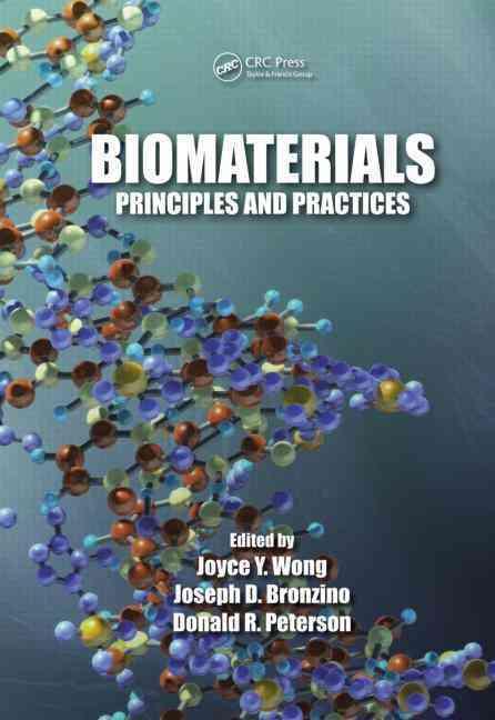 Biomaterials By Wong, Joyce Y./ Bronzino, Joseph D./ Peterson, Donald R.